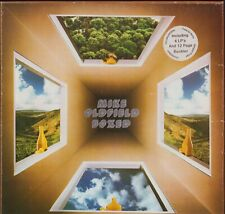 Mike Oldfield - Boxed 4LP Box Set + Booklet (Virgin VBOX1,28 009-XE) UK 1979 NM-