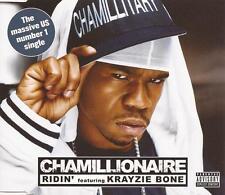 CHAMILLIONAIRE - The Sound Of Revenge (UK 17 Tk CD Album)
