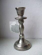 Silberner Kerzenständer, 15cm, Deko