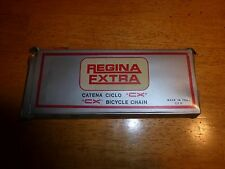 "Vintage 1980's NOS Regina ""CX"" 3/32 Road Chain"