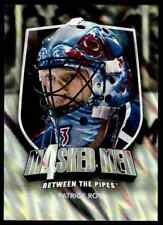 2011-12 BETWEEN THE PIPES M4SKED MEN SILVER PATRICK ROY /90 COLORADO AVALANCHE