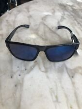 Reebok RB 24 MRF Sunglasses Grey with Blue Mirrored Lens