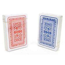 lot de 2 jeux de 54 cartes deluxe