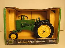 "Ertl John Deere AW Collector Edition Tractor with Umbrella 15070A 1:16 8"" 2000"