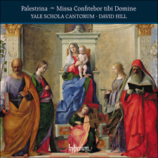 Palestrina: Missa Confitebor tibi Domine (Yale Schola Cantorum, Hill) CDA68210