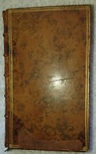 Rar! (Sallust) Caii Sallustii Crispi Quæ Extant 1744 Ex Libris Lord Donoughmore?
