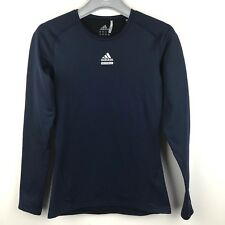 Adidas Climawarm Tech Fit Mens Compression Long Sleeve Shirt Size S