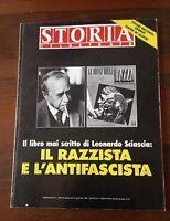 R10> Storia illustrata - Il razzista e l'antifascista