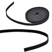 Open End RepRap GT2 Timing Belt 6mm Wide 2mm Pitch 2GT For Pulley 3D Printer VP