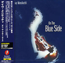 DAVE MENIKETTI - On The Blue Side - Japan CD /Y&T New