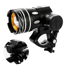 Rechargeable Bicycle Headlight XML T6 LED Grip LED Road MTB Front light IP65 US