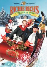 Richie Rich's Christmas Wish (DVD,1998)