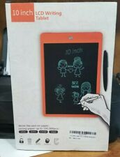 10in LCD Writing Tablet Digital Graphic Drawing Board Electronic Writing Notepad