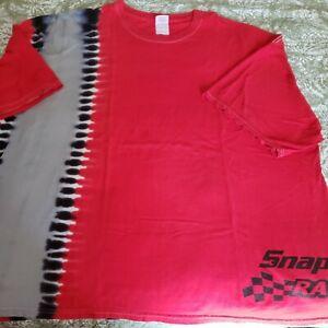 Snap-On Racing Tshirt Sz 3xl