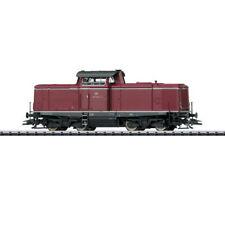 TRIX Minitrix DB BR212 Diesel Locomotive IV (DCC-Sound) HO Gauge M22826