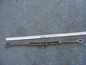 Vintage 31 inch Turnbuckle