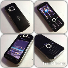 CELLULARE NOKIA  N78 FOTOCAMERA 3G UMTS WIFI BLUETOOTH UNLOCKED DEBLOQUE SIMFREE