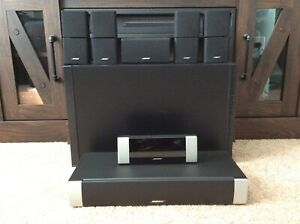 Bose Lifestyle V20 5.1 Channel Home Theater System