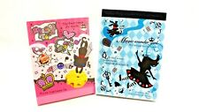 LOT Crux Magic Wonder Girl Japan Alice Mind Wave Special Town Small Memo Pad