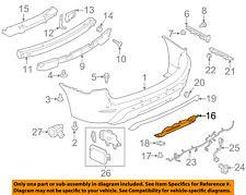 NISSAN OEM 17-18 Pathfinder Rear Bumper-Lower Cover 850109PF0A