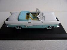 Details cars ford taunus 17m 1957 cabrio art.383 - 1/43