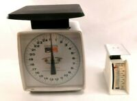 Two Vintage Hanson Food Scales