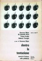 Inside The Temptation Majer Vincenzo Editions Unicopli 1981 Testi And Studi