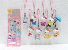 "Hello Kitty ""My Favourite Hobbies Danglers"" Tomy Sanrio 2008 (entra e scegli)"