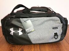 Under Armour New Undeniable 4.0 XSmall Duffle Bag Unisex OSFA 1342655 Gray