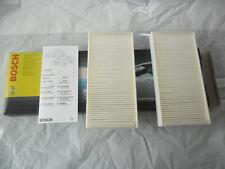 Pollenfilter Innenraumfilter Innenraumluftfilter BOSCH W210 S210 W220 C215 E240