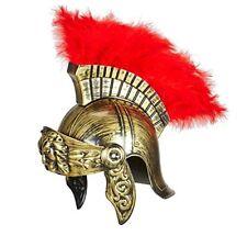 Widmann Wdm03612 - Costume per Adulti Elmo Romano anticato D'oro Taglia unica