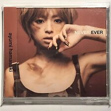 AYUMI HAMASAKI (浜崎あゆみ) - NEVER EVER [AVCD-30231] Japan Import First Press