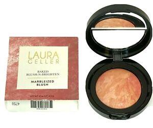 Laura Geller Baked Blush N Brighten CORAL COVE NIB