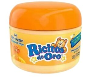 Ricitos De Oro  Honey & ArganBaby Gel. Alcohol Free 300g
