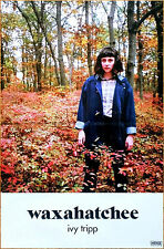 Waxahatchee Ivy Tripp Ltd Ed Discontinued Rare Poster +Free Indie Rock Poster!