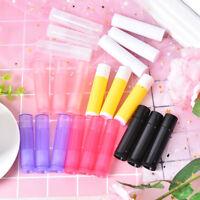 10 pcs 5g 7 couleurs tube de rouge à lèvres baume à lèvres contenants vides cLBB
