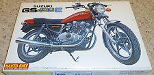 Aoshima 1/12 Suzuki Gs400E 1978