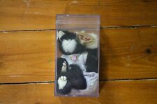 Purrcy the Cat 1993 TY Attic Collection; Comes with protective case!