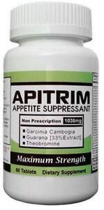 Apitrim 2020 Advance Formula Appetite Suppressant & Fat Reduction