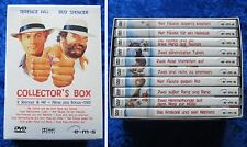 Terence Hill & Bud Spencer Collector´s Box, 10 Filme, DVD Box