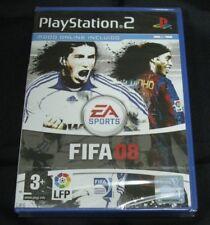 FIFA 08 PS2 PRECINTADO NUEVO
