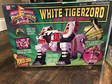 Bandai Power Rangers: White Tigerzord with White Ranger Action Figure