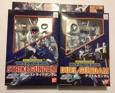 Bandai Strike Gundam & Duel Gundam (Set Of 2) Quick Gundam Model Action Figures