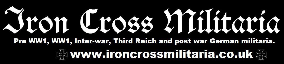 Iron Cross German Militaria Shop
