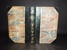 1806 Manley Wood PLAYS OF WILLIAM SHAKSPEARE Vol X TIMON Andronicus PERICLES