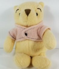 "Walt Disney Classic Winnie the Pooh Bear 7"" Bean Bag Stuffed Animal"