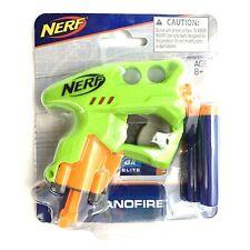 Nerf N-Strike NanoFire Green Elite
