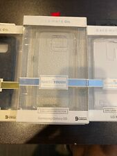 Lot of 55 Assorted Pela, Case-Mate, OtterBox & Skech Preowned and New Cases