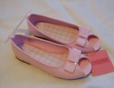 Gymboree Easter ICE CREAM SOCIAL Pink Dress Shoes NWT 13