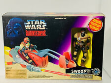 Star Wars Shadows Of The Force Swoop Action Figures 3.75